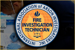 2012 IAAI Fire Investigator of the Year