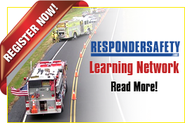 ResponderSafety.Com Awarded Grant to Launch New LEARNING Network!